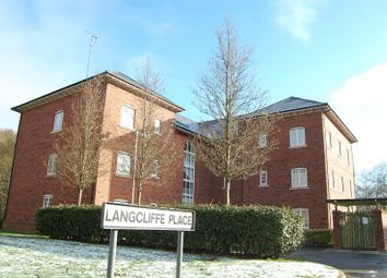 Thumbnail 1 bed flat for sale in Langcliffe Place, Radcliffe, Manchester