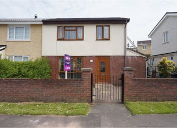 Thumbnail 3 bed semi-detached house for sale in Aneurin Crecsant, Merthyr Tydfil