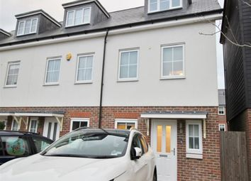 Thumbnail 1 bedroom property to rent in Campion Square, Dunton Green, Sevenoaks