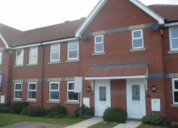 Thumbnail 3 bed terraced house to rent in Thamesbrook, Woodleigh Green, Hull