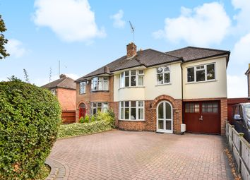 Thumbnail 4 bed semi-detached house for sale in Brooklyn Road, Cheltenham
