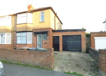 Thumbnail 4 bed semi-detached house to rent in Millfield Road, Luton