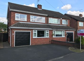 Thumbnail 3 bed semi-detached house to rent in Cairndhu Drive, Kidderminster