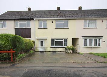 Thumbnail 3 bedroom terraced house to rent in Llangewydd Road, Bridgend, Bridgend County.