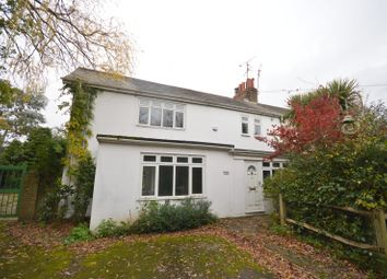 Thumbnail 4 bed semi-detached house to rent in London Road, Hardham, Pulborough