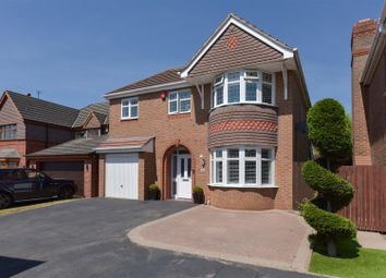 Thumbnail 4 bed detached house for sale in Pagoda Close, Streetly, Sutton Coldfield