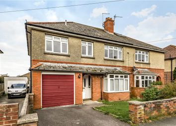 Thumbnail 5 bed semi-detached house for sale in Monmouth Road, Dorchester