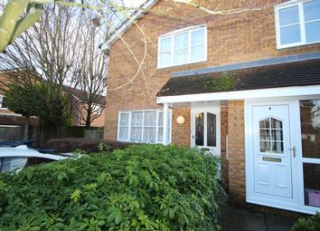 Thumbnail 1 bed semi-detached house to rent in Hemingford Close, North Finchley