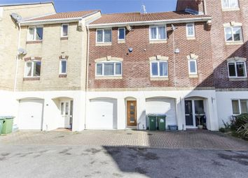 Thumbnail 3 bed town house for sale in Pacific Close, Ocean Village, Southampton, Hampshire
