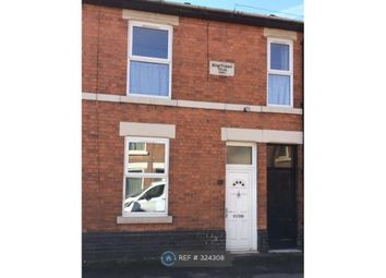 Thumbnail 4 bedroom terraced house to rent in Stanley Street, Derby