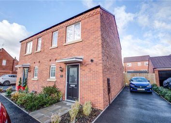 Thumbnail 2 bed semi-detached house for sale in Weavers Way, Stockton, Southam