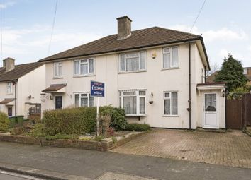 Thumbnail 3 bed semi-detached house for sale in Badgers Croft, London