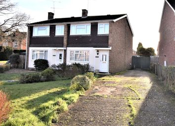 3 bed semi-detached house for sale in Berrybank, College Town, Sandhurst, Berkshire GU47