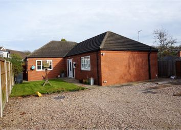 Thumbnail 4 bed detached bungalow for sale in Surgeys Lane, Arnold