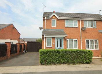 Thumbnail 3 bed semi-detached house for sale in Ash Road, Litherland, Merseyside