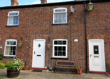 Thumbnail 1 bedroom terraced house for sale in Hollands Place, Macclesfield