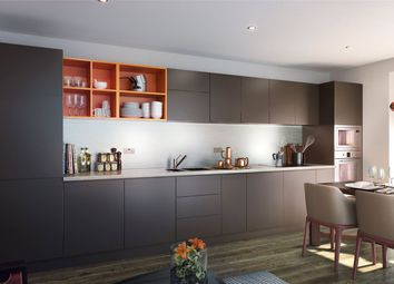 Thumbnail 2 bed flat for sale in West Tower, Glasshouse Gardens, Westfield Avenue, London
