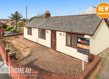 Thumbnail 2 bed detached bungalow for sale in Nant Mawr Road, Buckley