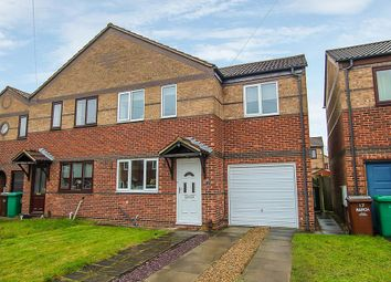 3 bed semi-detached house for sale in March Close, Nottingham NG5