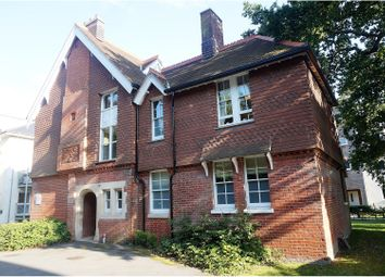 Thumbnail 1 bedroom flat for sale in James Weld Close, Banister Park, Southampton