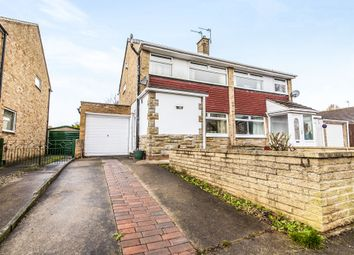 Thumbnail 3 bedroom semi-detached house for sale in Marske Lane, Stockton-On-Tees