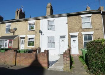 2 bed terraced house for sale in Burghley Road, Millfield, Peterborough, Cambridgeshire PE1