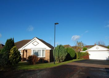 Thumbnail 3 bed detached bungalow for sale in Coningsby Close, Newcastle Upon Tyne