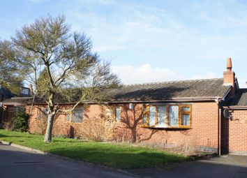 Thumbnail 3 bed detached bungalow for sale in Sandham Bridge Road, Cropston, Leicester