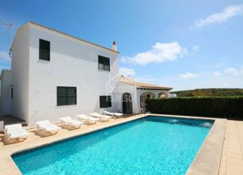 Thumbnail 3 bed villa for sale in Cala Llonga, Mahon, Illes Balears, Spain