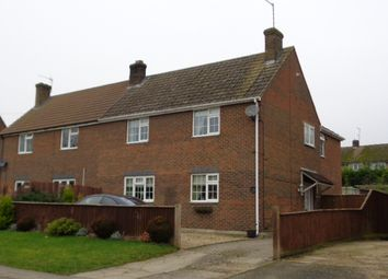 Thumbnail 4 bed semi-detached house for sale in Wood Road, Kingscliffe