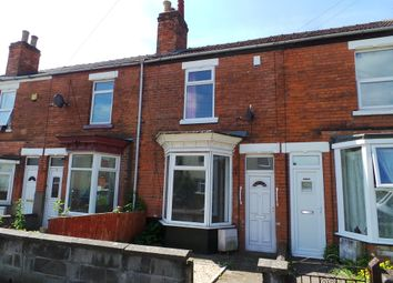 Thumbnail 2 bed terraced house to rent in Tennyson Street, Gainsborough