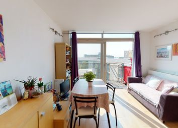 Thumbnail 1 bed flat to rent in West Parkside, London