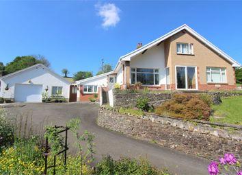 Thumbnail 5 bed detached bungalow for sale in Talar Las, Drefach Velindre, Llandysul, Carmarthenshire