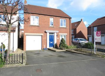 Thumbnail 4 bed detached house to rent in Kingfisher Drive, Pickering