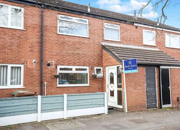 Thumbnail 3 bed terraced house for sale in Harrogate Drive, Reddish, Stockport, Cheshire
