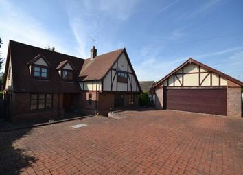 Thumbnail 5 bed detached house for sale in Stansted Road, Bishops Stortford