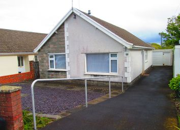 Thumbnail 3 bed detached bungalow for sale in Summerland Park, Upper Killay, Swansea, City And County Of Swansea.