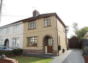 Thumbnail 3 bed semi-detached house for sale in Capel Road, Clydach, Swansea, City And County Of Swansea.