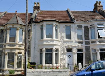 Thumbnail 3 bed terraced house for sale in Emlyn Road, Greenbank, Bristol
