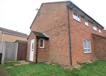Thumbnail 3 bed semi-detached house to rent in Lackford Close, Norwich