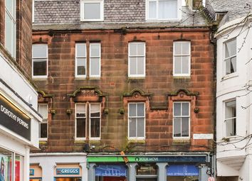 Thumbnail 1 bed flat for sale in Queensberry Street, Dumfries