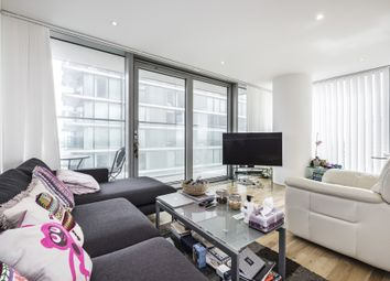 Thumbnail 2 bed flat for sale in The Landmark, Canary Wharf