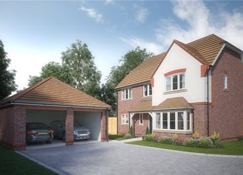 Thumbnail 4 bed detached house for sale in Lane End, Brookers Hill, Shinfield