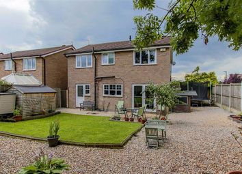 Thumbnail 4 bed detached house for sale in Cottom Croft, Clayton Le Moors, Lancashire