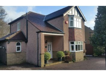 Thumbnail 3 bedroom detached house for sale in Birkby Lodge Road, Birkby, Huddersfield