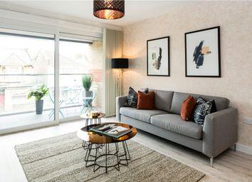 Thumbnail 2 bedroom flat to rent in 1 Sopwith Avenue, Blackhorse Road, Walthamstow