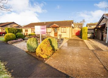 Thumbnail 2 bed semi-detached bungalow for sale in Winchester Drive, Washingborough