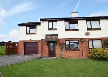 Thumbnail 4 bed property for sale in Bayr Cam, Douglas