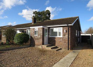3 bed semi-detached bungalow for sale in Emmas Way, Little Plumstead, Norwich NR13