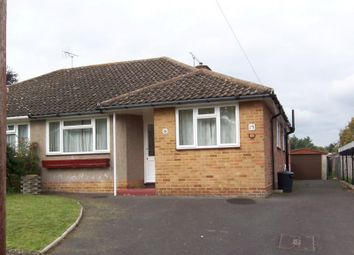 Thumbnail 2 bed bungalow to rent in Mount Close, Sevenoaks